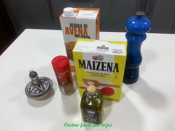 cómo hacer bechamel ingredientes bechamel ligera