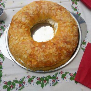 Receta de Roscón de Reyes casero, fácil y esponjoso