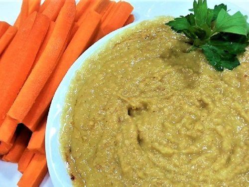 Hummus, receta casera fácil