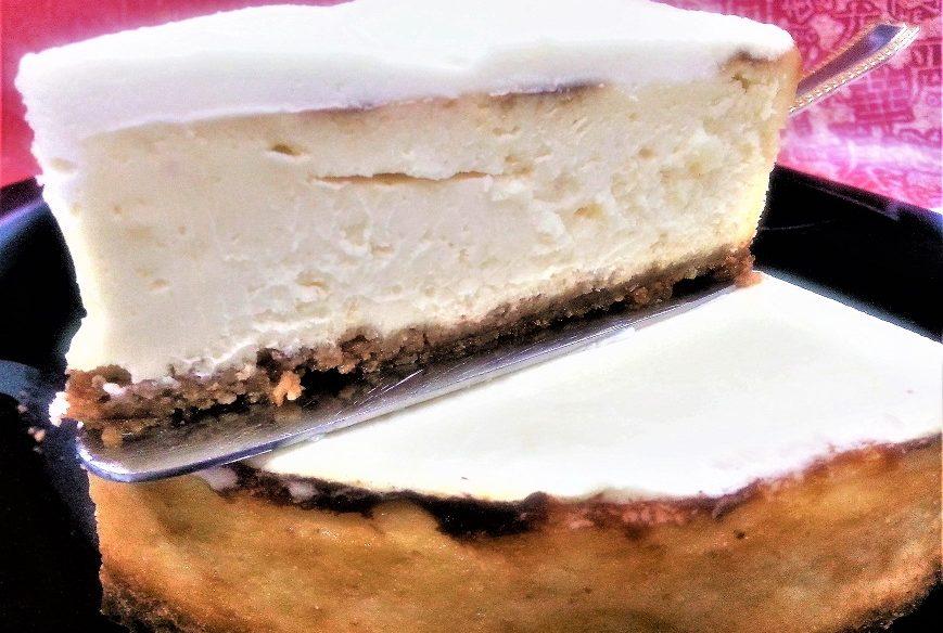 tarta de queso new york tarta hecha