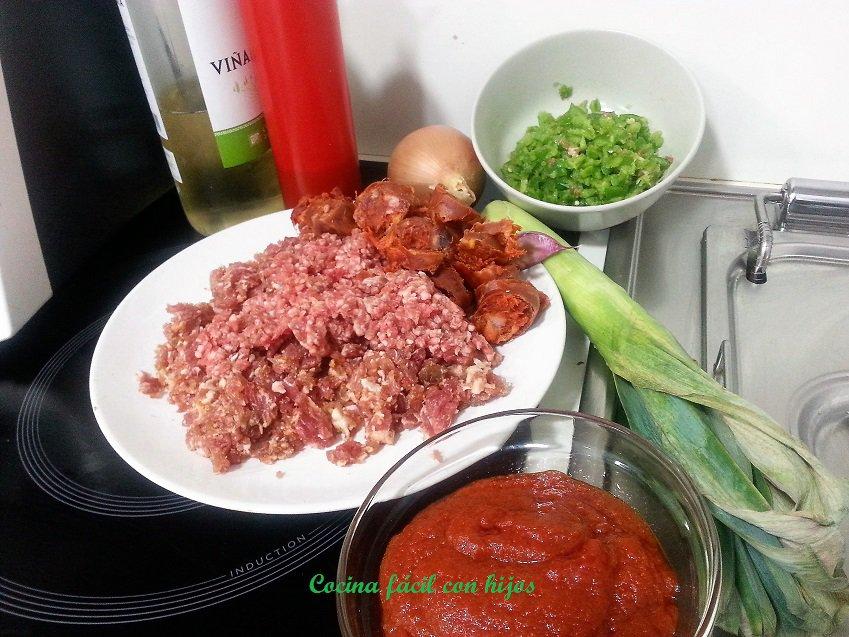 empanada gallega de carne ingredientes