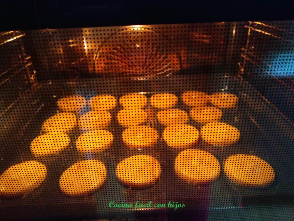 perrunillas extremeñas en horno