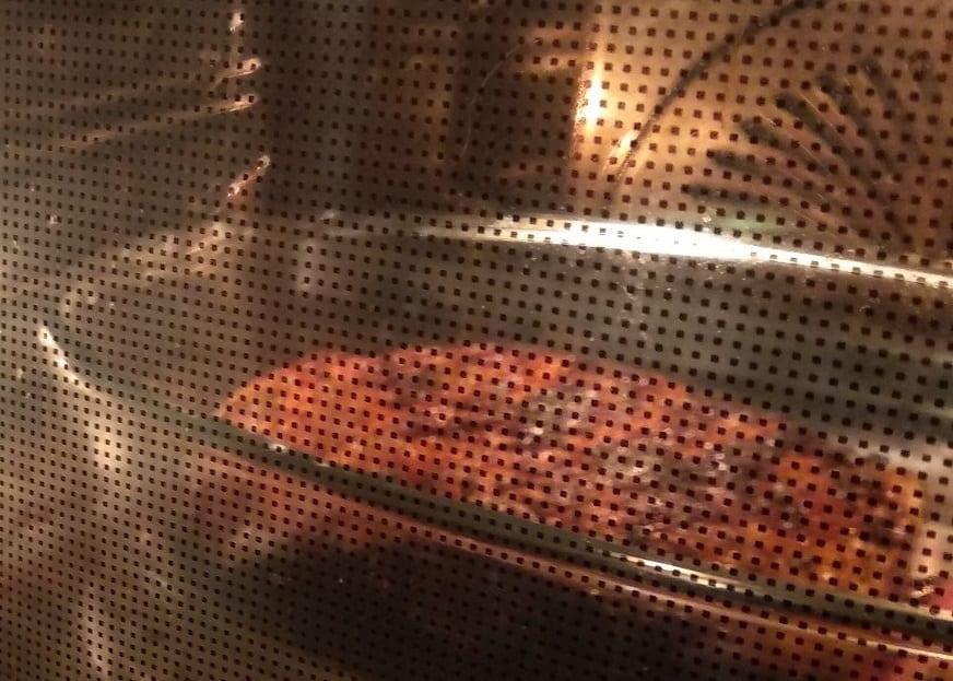 Lomo en adobo nuevamente en el horno