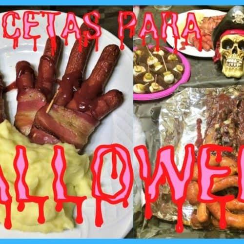 7 Recetas Halloween, se acerca...