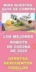Guía de Compras de Robot de Cocina