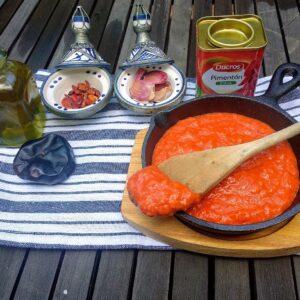 Salsa Romesco, receta tradicional catalana