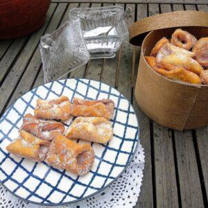 Receta de pestiños, un dulce con color andaluz.